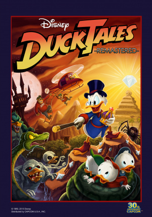 DuckTales Remastered sur 360