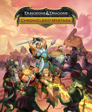 Dungeons & Dragons : Chronicles of Mystara sur PS3
