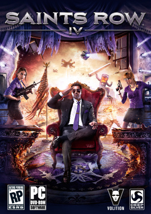 Saints Row IV sur PC