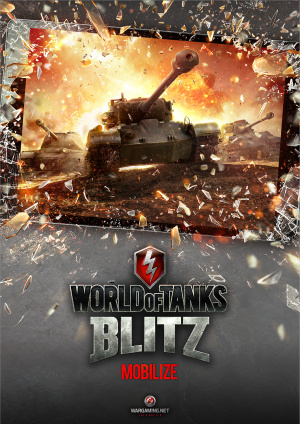 World of Tanks Blitz sur iOS