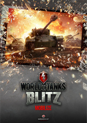 World of Tanks Blitz sur Android