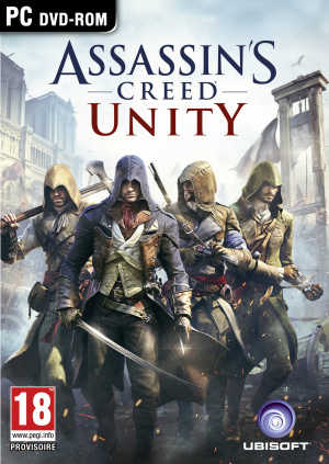 Jaquette de Assassin's Creed Unity