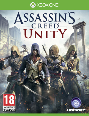 Assassin's Creed Unity sur ONE