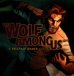 The Wolf Among Us sur PS3