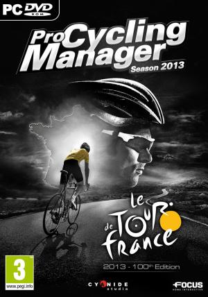 Pro Cycling Manager Saison 2013 sur PC