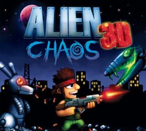 Alien Chaos 3D sur 3DS