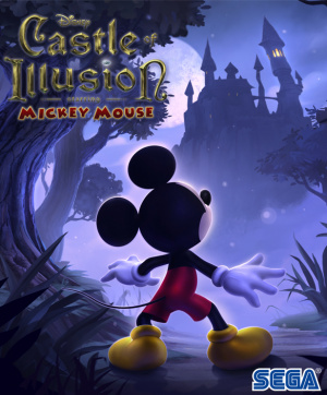 Castle of Illusion starring Mickey Mouse sur PS3