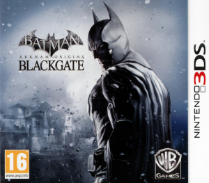 Batman Arkham Origins Blackgate sur 3DS