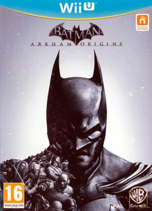 Batman Arkham Origins sur WiiU