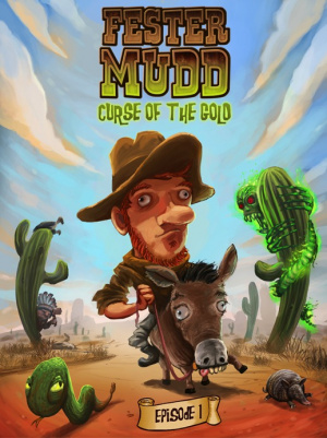 Fester Mudd : Curse of the Gold - Episode 1 : A Fistful of Pocket Lint sur iOS