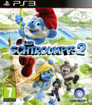 Les Schtroumpfs 2 sur PS3