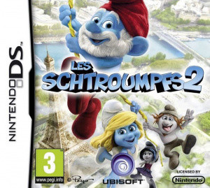 Les Schtroumpfs 2 sur DS