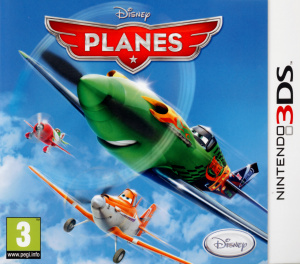 Disney Planes [CIA]