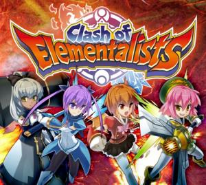 Clash of Elementalists sur 3DS