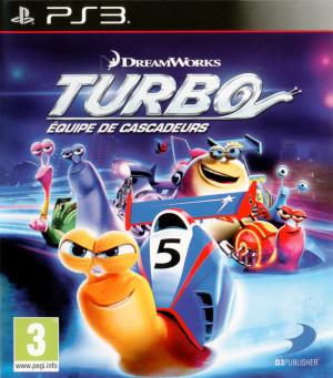 Turbo : Equipe de Cascadeurs sur PS3