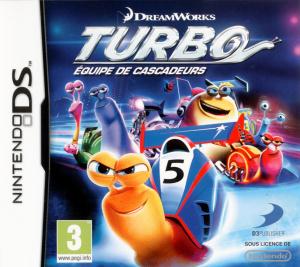Turbo : Equipe de Cascadeurs sur DS