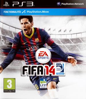 FIFA 14 sur PS3