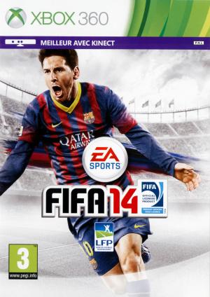 FIFA 14 sur 360