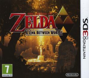 The Legend of Zelda : A Link Between Worlds sur 3DS