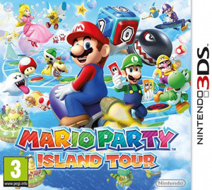 Mario Party Island Tour sur 3DS