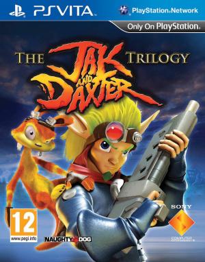The Jak and Daxter Trilogy sur Vita