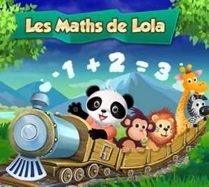 Les Maths de Lola sur 3DS