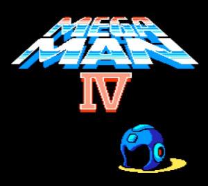 Mega Man 4 sur 3DS