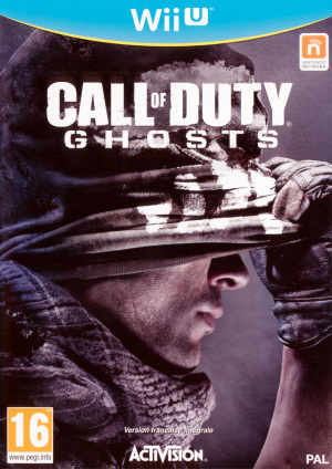 Call of Duty : Ghosts sur WiiU