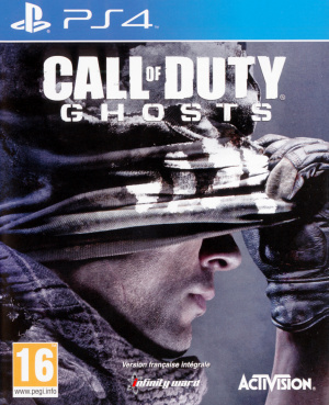 Call of Duty : Ghosts sur PS4