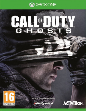 Call of Duty : Ghosts sur ONE