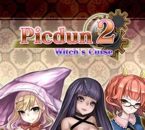 Picdun 2 : Witch's Curse sur 3DS