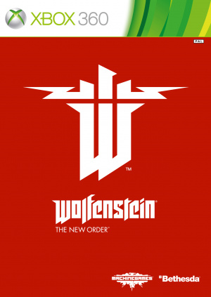 Wolfenstein : The New Order sur 360