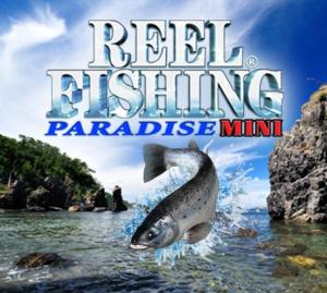 Reel Fishing 3D Paradise Mini sur 3DS