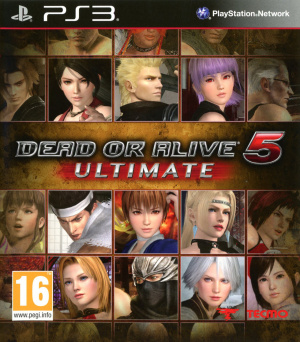 Dead or Alive 5 Ultimate sur PS3