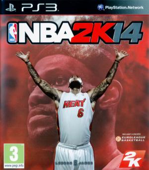 NBA 2K14 sur PS3