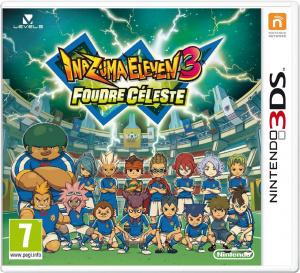 Inazuma Eleven 3 : Foudre Céleste sur 3DS