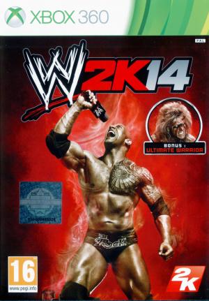 WWE 2K14 sur 360