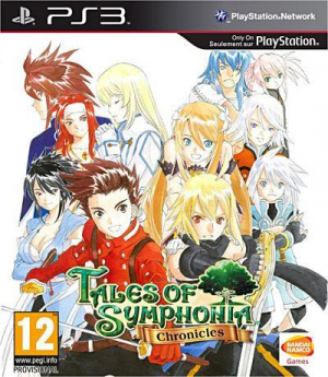 Tales of Symphonia Chronicles sur PS3
