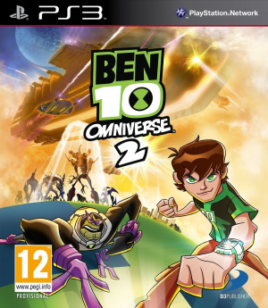 Ben 10 Omniverse 2 sur PS3