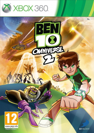 Ben 10 : Omniverse 2 (Xbox 360)