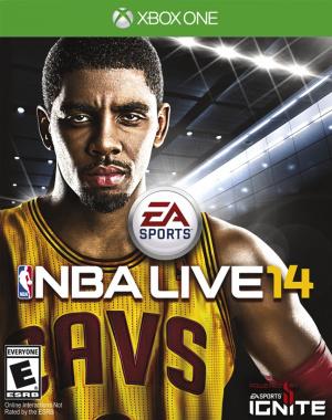NBA Live 14 sur ONE