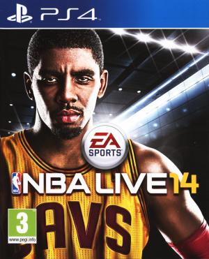 NBA Live 14 sur PS4