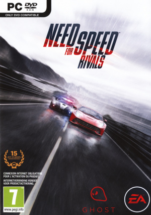 Need for Speed Rivals sur PC