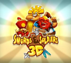 Swords & Soldiers 3D sur 3DS