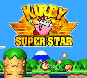 Kirby Super Star sur WiiU