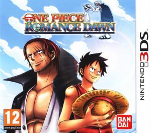 One Piece : Romance Dawn sur 3DS