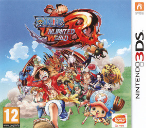 One Piece Unlimited World Red sur 3DS