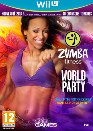Zumba Fitness World Party sur WiiU