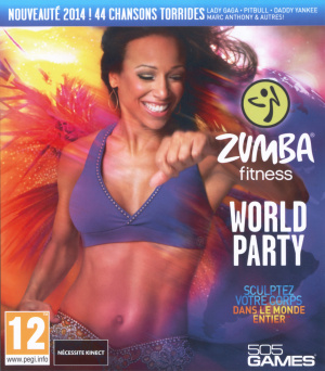 Zumba Fitness World Party sur ONE