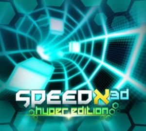 SpeedX 3D Hyper Edition sur 3DS